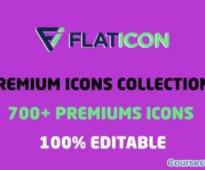 FlatIcon.com 700+ Premium Icons Free Download
