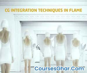 FxPhd.com – CG Integration Techniques in Flame [7.94 GB]