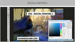 SVS - Digital Painting 1 - Coursesghar.com