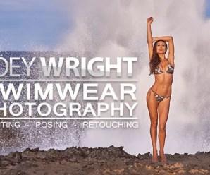 Fstoppers – Joey Wright Swimwear Photography – Lighting, Posing, and Retouching [22GB]