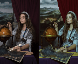Domestika – Pictorial Portrait Photography by Lidia Vives (Spanish)
