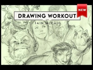 Drawing Workout with Iain McCaig