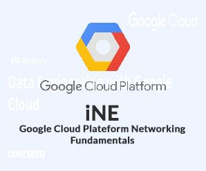 iNE - Google Cloud Plateform Networking Fundamentals