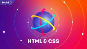 Code with Mosh - The Ultimate HTML5 & CSS3 Series. Part 3