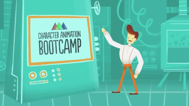 School Of Motion - Character Animation Bootcamp
