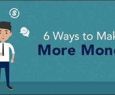 Six Money Making Methods   Legit Guide