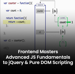 Frontend Masters - Advanced JS Fundamentals to jQuery & Pure DOM Scripting