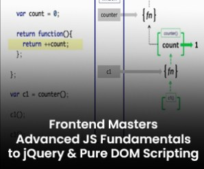 Frontend Masters – Advanced JS Fundamentals to jQuery & Pure DOM Scripting