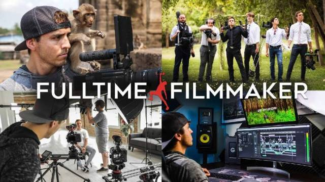 Full-Time-Filmmaker-by-Parker-Walbeck-Courses-Bundle