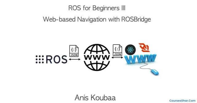 ROS for Beginners III Web-based Navigation with ROSBridge