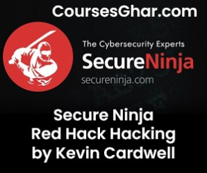 Secure Ninja –  Red Hack Hacking by Kevin Cardwell
