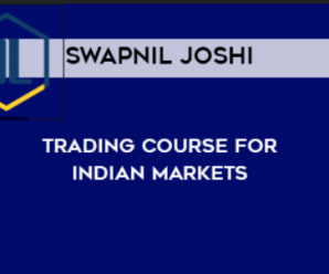 Swapnil Joshi – Trading Course For Indian Markets