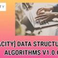 UDACITY – Data Structures & Algorithms v1.0.0