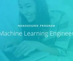UDACITY – Machine Learning Engineer Nanodegree v4.0.0