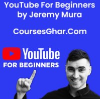 YouTube For Beginners by Jeremy Mura