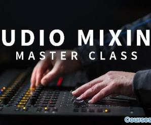 LinkedIn Learning – Audio Mixing Master Class Online Class