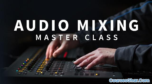 linkedin learning Audio Mixing Master Class