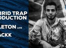 BassGorilla – Hybrid Trap in Ableton Live With Chackk