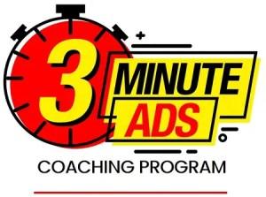 Duston McGroarthy - 3 Minutes Ads