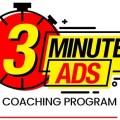 Duston McGroarthy – 3 Minutes Ads