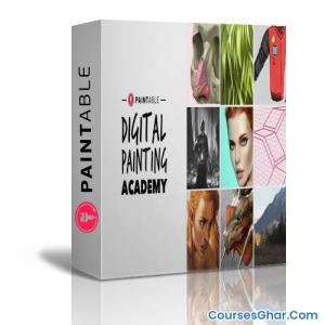 Paintable - Digital Painting Academy Tutorial Collection (June 2021)
