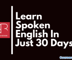 BSR – Learn Spoken English In Just 30 Days