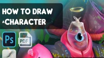 How to Draw a Character by Angelika Winter