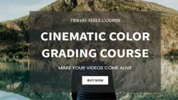 Matti Haapoja – Cinematic Color Grading Course
