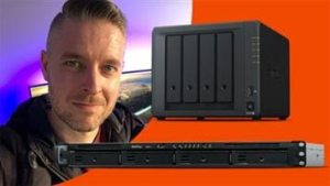 Synology NAS - Configure & Administer like a Storage Pro