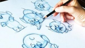 The Ultimate guide to drawing cartoon characters