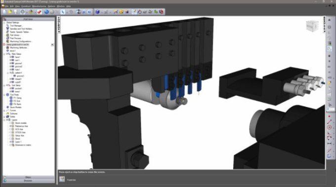Autodesk FeatureCAM Ultimate 2020 Free Download