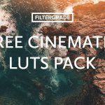 LUT Cinematic Color Grading Pack
