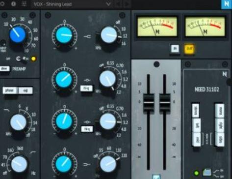 NoiseAsh Need 31102 Console EQ v1.7.7 [WiN, MacOSX]