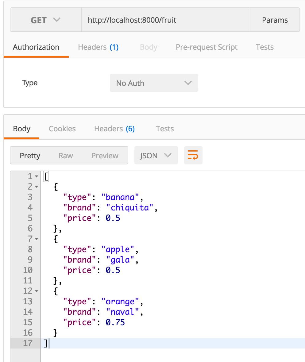 So In The Above Example I Can Write My Servers Get Route To Only Filter If Req Query Type Isnt Undefined