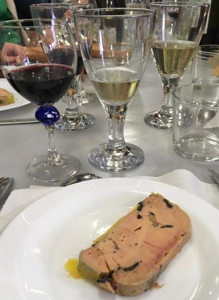 Foie gras truffé Malbec et Manseng