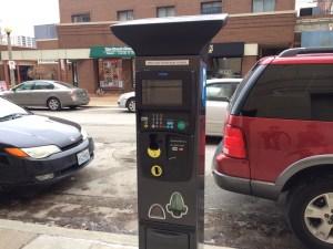 St. Louis parking meter