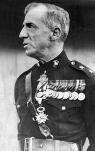 Maj. Gen. Smedley Butler in Marine Corps uniform