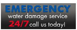 Emergency Water Restoration Service