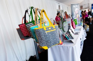 Ame and Lulu official bag of COURTGIRL LIFESTYLE EXPERIENCE