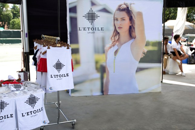 L'Etiole Sport Trunk Show at the COURTGIRL Lifestyle Experience