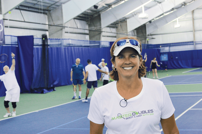 GIGI FERNANDEZ MENTAL TIP OF THE MONTH: How to Close the Match