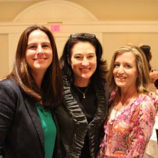 Janet Scanlon, Wendy Gardiner, Susie Shelton