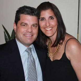 Kristin and Dean Lucente