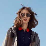 LACOSTE Aviator Sunglasses: Classic, timeless, fits any decade of style