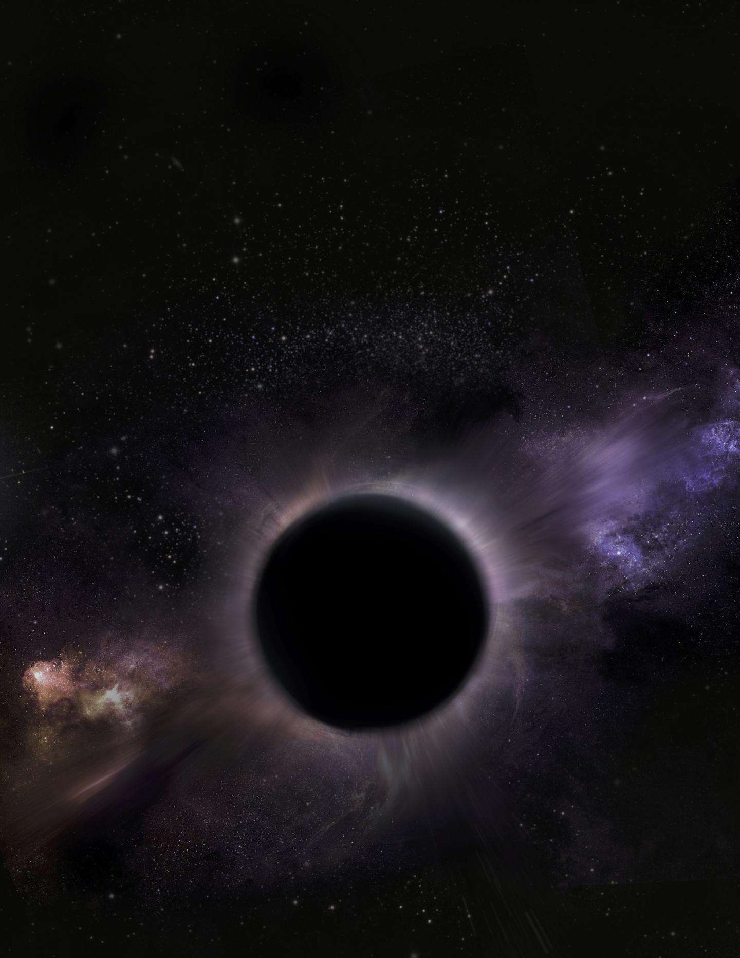 how was discovered black holes - photo #16