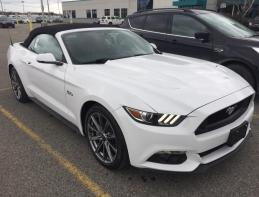 Ford Mustang GT 2015 convertible