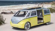 Volkswagen California ID BUZZ projet