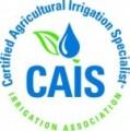 Certificat spécialiste en irrigation agricole