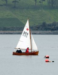 Courtmacsherry Sailing