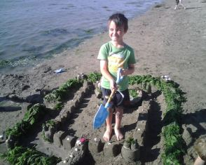 Sandcastle Time